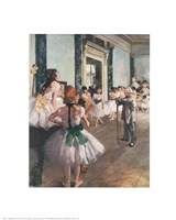 The Dance Class Fine-Art Print