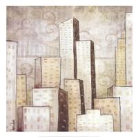 Urban Monograph I Fine-Art Print
