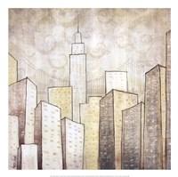 Urban Monograph II Fine-Art Print