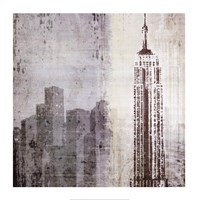 Edifice II Fine-Art Print