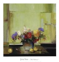 Floral Kaleidoscope I Fine-Art Print