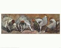 Frieze of Dancers (Dancer Adjusting Slip) Fine-Art Print