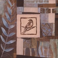 Veranda Blue Migration II Fine-Art Print
