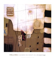 Falling 1 Fine-Art Print