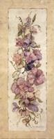 Sweetpeas for Annabelle I Fine-Art Print