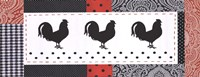 Les Poulets I Fine-Art Print