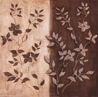 Russet Leaf Garland II Fine-Art Print