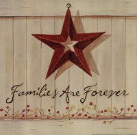 Families Are Forever - Star Fine-Art Print