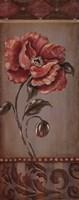 Aqua Romance I Fine-Art Print