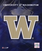 University of Washington Logo Fine-Art Print