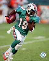 Ted Ginn Jr. - 2007 Action Fine-Art Print