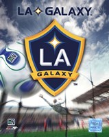 LA Galaxy Team Logo (2007) Fine-Art Print