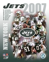 2007 - Jets Team Composite Fine-Art Print