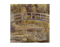 The Water Lily Pond and Bridge Fine-Art Print