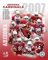 2007 - Cardinals  Team Composite Fine-Art Print