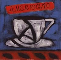 Americano Fine-Art Print