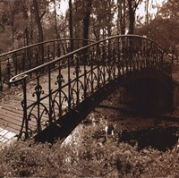 Wrought Iron Bridge II Fine-Art Print