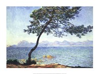 Antibes View Fine-Art Print