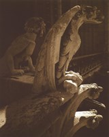 Gargoyle Fine-Art Print