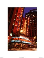 Radio City Music Hall Fine-Art Print