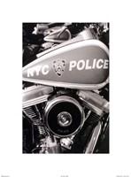 NYPD Fine-Art Print