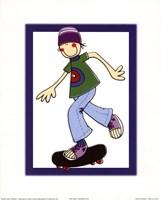 Skater Guy Fine-Art Print