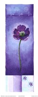 Poppy Blues IV Fine-Art Print