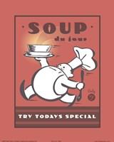 Soup Fine-Art Print