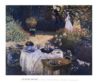 Luncheon at Argenteuil Fine-Art Print