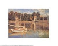 Il Pont d'Argenteuil Fine-Art Print