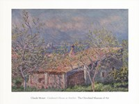 Gardener's House at Antibes, 1888 Fine-Art Print