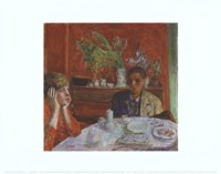 The Dessert, or After Dinner, c. 1920 Fine-Art Print
