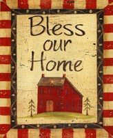 Bless our Home Fine-Art Print