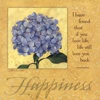 Happiness - Hydrangea Fine-Art Print