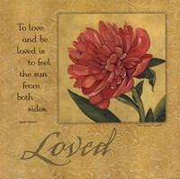 Loved - Peony Fine-Art Print