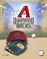 2007 - Diamond Backs Logo Fine-Art Print
