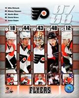 '07 / '08 Flyers Team Composite Fine-Art Print