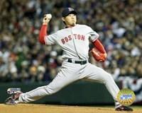 Daisuke Matsuzaka - '07 World Series Game 3 Fine-Art Print