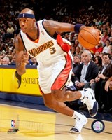 Al Harrington - 2007 Action Fine-Art Print