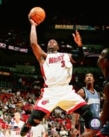 Dwyane Wade - 2007 Action Fine-Art Print