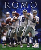 Tony Romo - 2007 Multi-Exposure Fine-Art Print