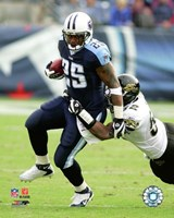 Lendale White - 2007 Action Fine-Art Print