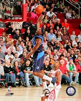Josh Howard 2007-08 Action Fine-Art Print