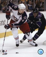 Rick Nash 2007-08 Action Fine-Art Print