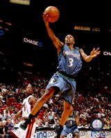 Sebastian Telfair 2007-08 Action Fine-Art Print