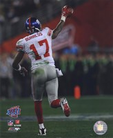 Plaxico Burress SuperBowl XLII 2007 Action #15 Fine-Art Print