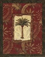 Exotica Palm II - Mini Fine-Art Print