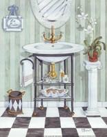 Wash Basin - mini Fine-Art Print
