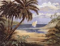 Palm Bay - mini Fine-Art Print
