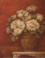 Villa Flora Hydrangeas - mini Fine-Art Print